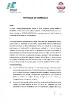 Protocolo de Cooperação – ERSAR